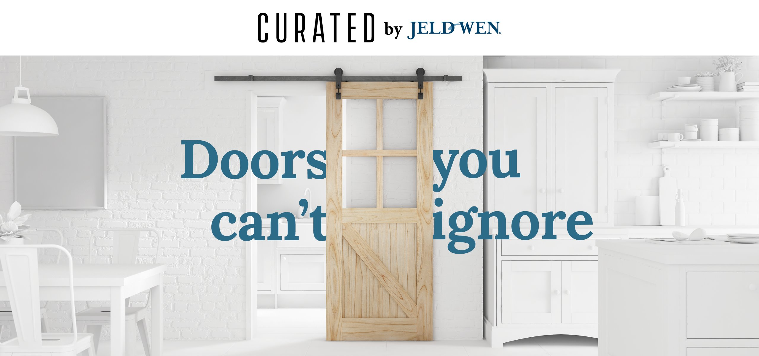 JELD-WEN launches new Curated collection