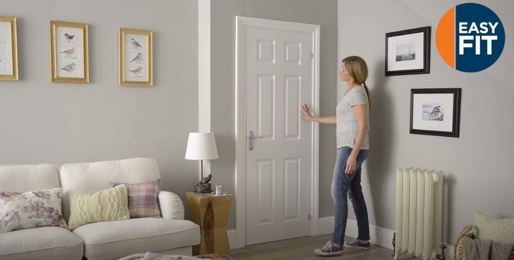 How to install Easy Fit Doors