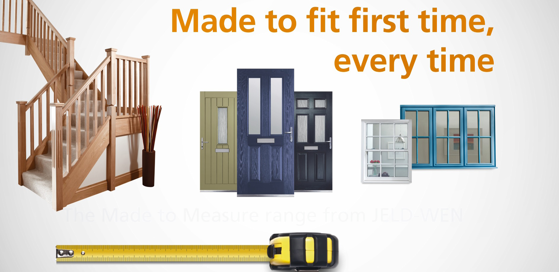 MADE TO MEASURE JOINERY SOLUTIONS