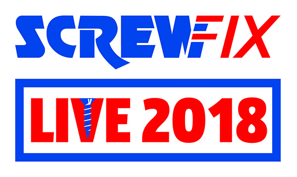 JELD-WEN RETURNS TO SCREWFIX LIVE 2018