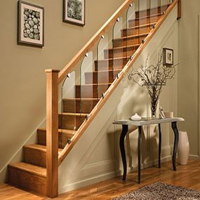 View our range of beautiful staircases