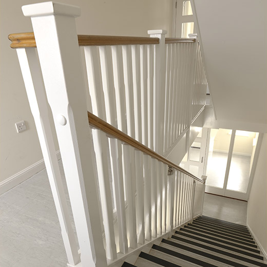 Get a free, no obligation stair quote today.