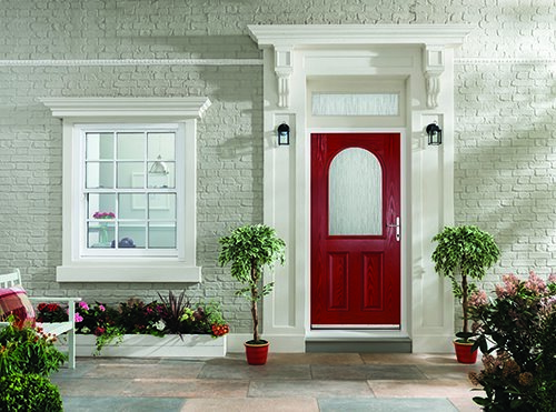 Castle Composite Doorsets